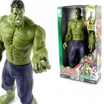 Boneco Hulk Grande 30cm