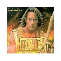Cd Hercules: The Legendary Journeys - Original Television So