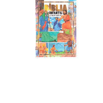 Bíblia Infantil E Seus Heróis - 2013 - Ed. Geográfica - 2013