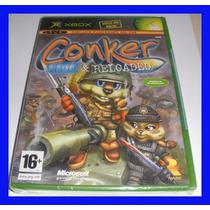 Conker Live Reloaded Xbox 1 Original Lacrado X-box Xbox 360