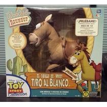 Toy Story Tiro Al Blanco De Disney Pixar El Caballo De Woody