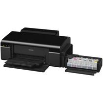 Impresora Epson L800 Con Sistema Continuo Nueva De Paquete