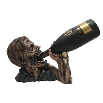 Sujetador De Botellas Licorera Vinos Zombie Licores Aceite