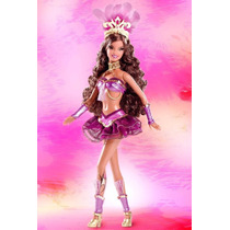 Boneca Barbie Negra Carnaval Brazil Collector Dolls World