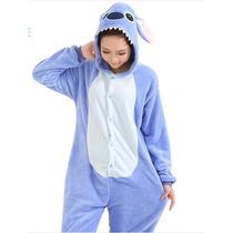 Pijama Stitch Kigurumi Disfraz Cosplay Ropa Dormir Onesies