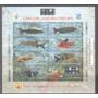 Bloco113= Peixes Do Pantanal/ Aquário - Brasil