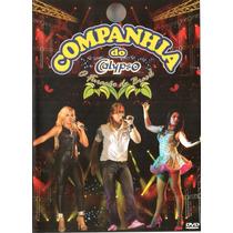 Dvd Companhia Do Calypso Ao Vivo Vol.4 Original