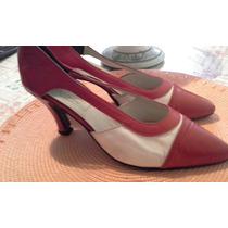 Zapatos Stiletto Guido Gabrielli Nro 38