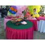 Venta Y Alquiler De Manteleria Para Festejos