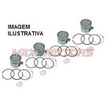 Jogo Pistao C/ Anel Motor 0,60 Fiat 1.4 Fire Flex