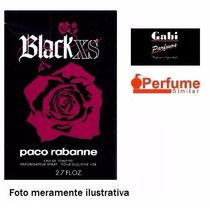Perfume Black Xs Feminino Paco Rabanne 50ml