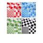 Mosaico Mallas Decorativa,cristal Variedad De Colores 30x30