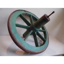 Roda Antiga - Lustre & Carroça