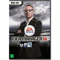 Jogo Novo Lacrado Fifa Manager 14 Para Pc