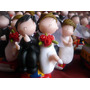 Figuras Decorativas Típicas Para Pastel De Boda-matrimonio