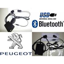 Auxiliar Manos Libres Bluetooth Peugeot 3008 Año 2011 A 2014