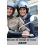 Escuela De Manejo De Moto Alquiler Aca A21 A22 A3 Scooter