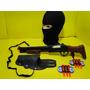 Fantasia Policial Tatico Shotgun Bope Fuzil Metralhadora