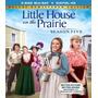 Blu Ray - La Pequeña Casa En La Pradera - Quinta Temporada