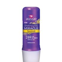 Tratamento Máscara Creme Aussie Shine 3 Minutos Milagrosos