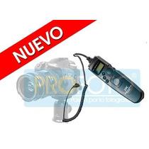 Dlc Temporizador Intervalometro P/ Nikon D90 D3100 D5100