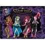 Monster High - 13 Desejos - Quebra-cabeça 100 Peças