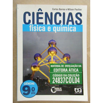 Ciências 9º Ano Carlos Barros E Wilson Paulino