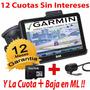 Gps 7 Garmin Tv Digital Marca Bak 8 Gb* + Camara Gtia 1 Año