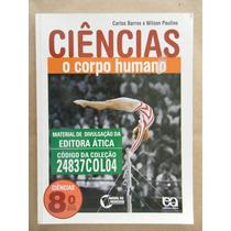 Ciências 8º Ano Carlos Barros E Wilson Paulino