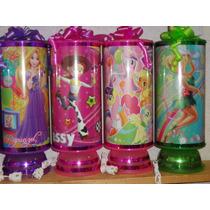 Recuerdos Centros De Mesa !!lamparas Rapunzel, My Little Pon