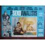 Libertad Leblanc Elsa Daniel / Publicidad De Cine Sexoanalis