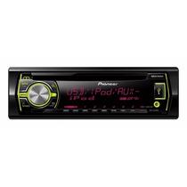Radio, Cd`s, Mp3, Usb, Ipod/iphone Pioneer Dehx-3550ui