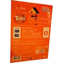Tutti Juego De Cartas Original Bontus Naipes Pensamiento Tv