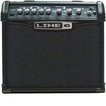 Cubo Amplificador Guitarra Line6 Spider Iv 15w 6 Efeitos Top