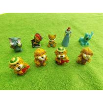 Lote Miniaturas Brindes Kinder Ovo , Ferrero Rocher , Disney