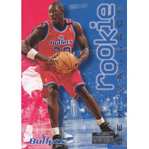 1996-97 Skybox Premium Rookie Ben Wallace Bullets