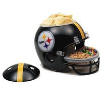 Casco Nfl Pittsburgh Steelers Botanero Cervecero Mn4