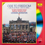 Beethoven - Bernstein - Ode To Freedom Laserdisc Laser Disc