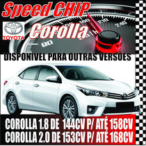 Chip De Potência Toyota Corolla Power By Speed Chip
