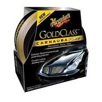 Meguiars Cera Gold Class Carnauba Plus Paste Wax Meguiar