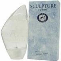 Perfume Nikos Colonia Para Hombres, Escultura, 3.3 Onza Líq