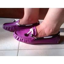 Bellos Zapatos Dama Mocasines Casual Chelo Talla De 35 A 40