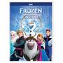 Dvd Frozen - Uma Aventura Congelante