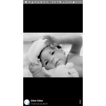 Bebê Boneca Reborn Corpo Inteiro Olhos Abertos Frete Gratis