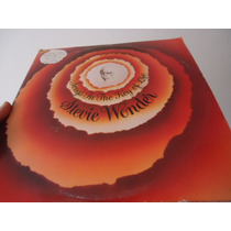 Lp- Stevie Wonder - Songs In The Key Of Life- Duplo-impott