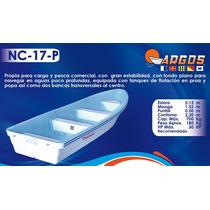 Lancha Fibra De Vidrio 17 Pies Nc-20-p| Argos