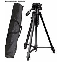 Tripe Digipod Tr682 1.80mts P/ Camera Filmadora Case Gratis