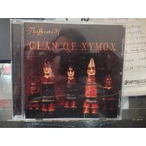 Clan Of Xymox 2004 The Best Of Cd Nuevo Dark Gotico