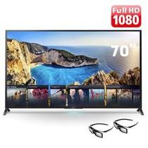 Smart Tv 3d Led 70 Full Hd Sony 480hz Com Motionflow Wi-fi