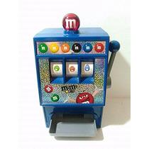 Maquina Mini Expendedora De Dulces Chocolate M & M